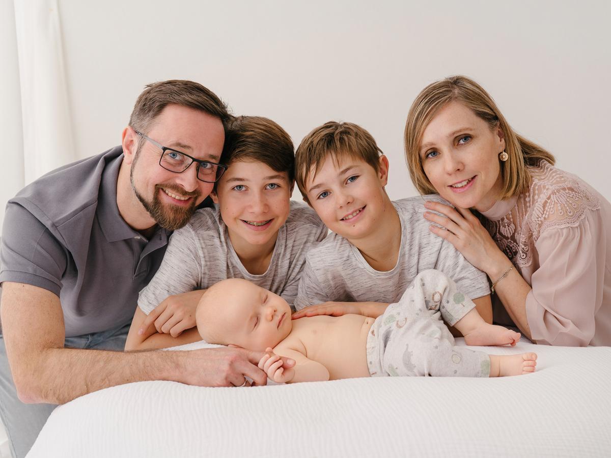 Babyshooting, Babyfotos, Familienshooting
